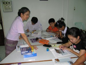 Teaching at ARDA
